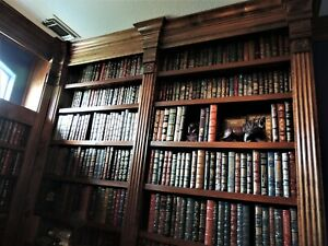 BROAD-ECLECTIC-COLLECTION-50-VOLUMES-Easton-Press-RARE-FINE