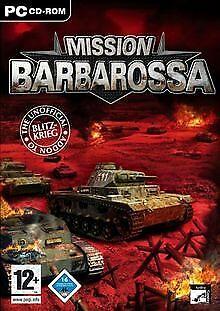 Mission Barbarossa de CDV Software Entertainment AG | Jeu vidéo | état bon
