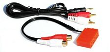 Blaupunkt Factory Stock OEM Radio Stereo AUX Audio Reciever Adapter Cable Input