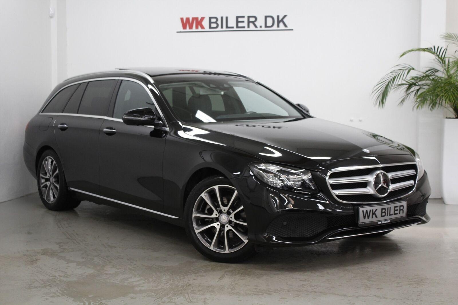 Mercedes E220 d 2,0 Avantgarde stc. aut. 5d - 3.495 kr.