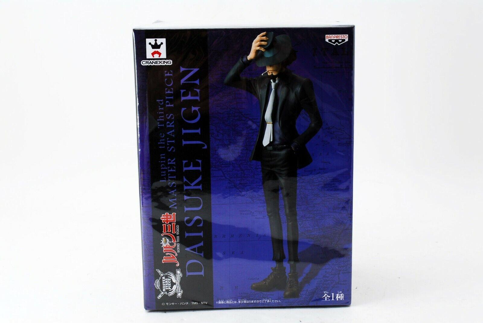 Lupin el tercer el Daisuke Jigen de 10.3 pulgadas Master Estrellas Piece Figura F S
