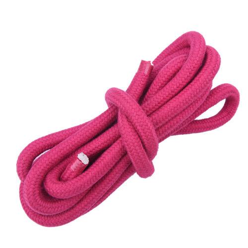 Rhythmic Gymnastics Rope Solid Competition Arts Training Rope Gymnastics Rope JP