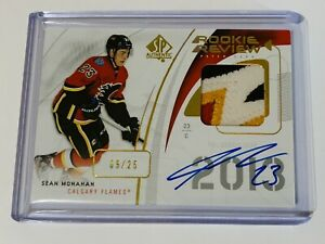 2019-20-SPA-ROOKIE-REVIEW-AUTO-PATCH-25-SEAN-MONAHAN-FLAMES
