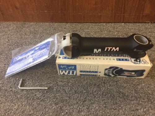 ITM Millennium Super Over stem 31.8 clamp  120mm length