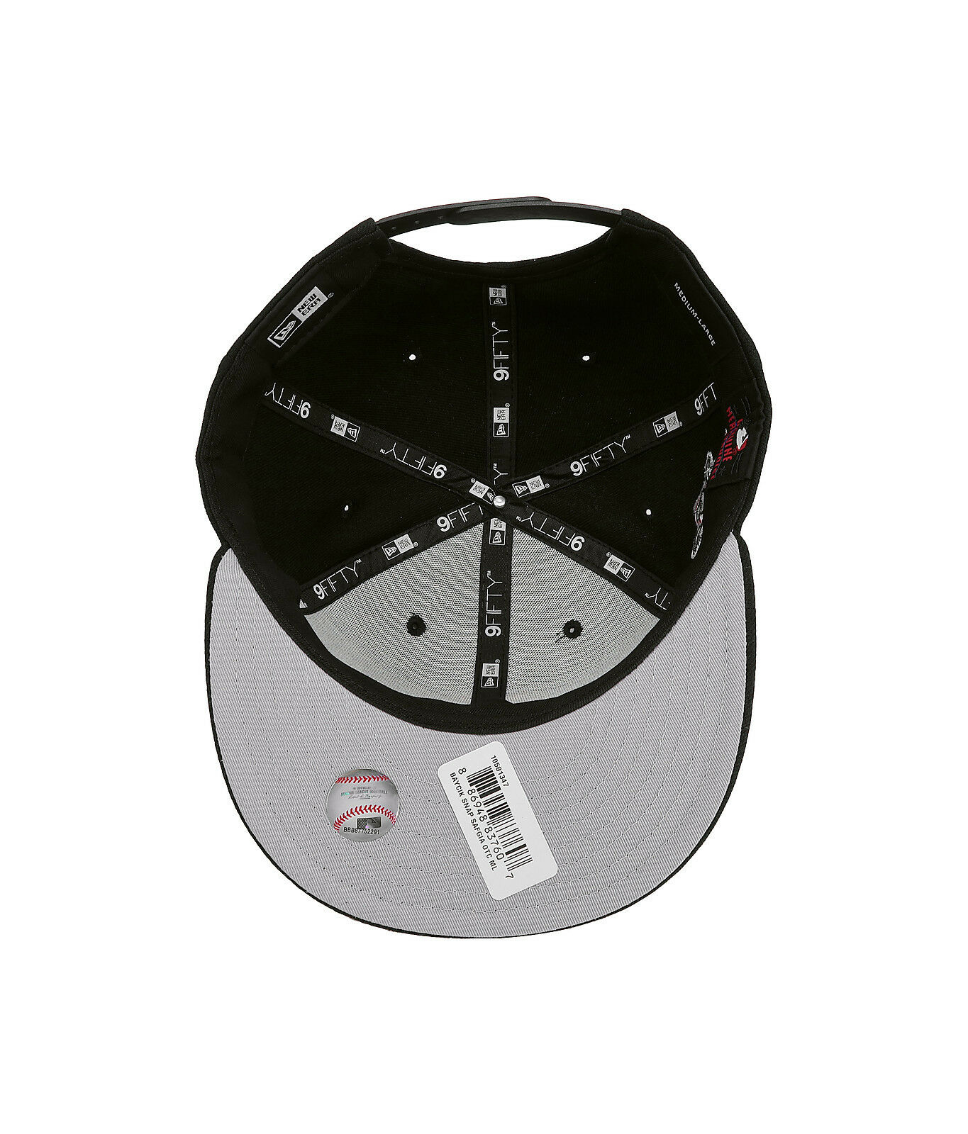 c2dcdf3350f San Francisco Giants MLB Era Baycik Snap 9fifty Snapback Hat   Cap M l for  sale online