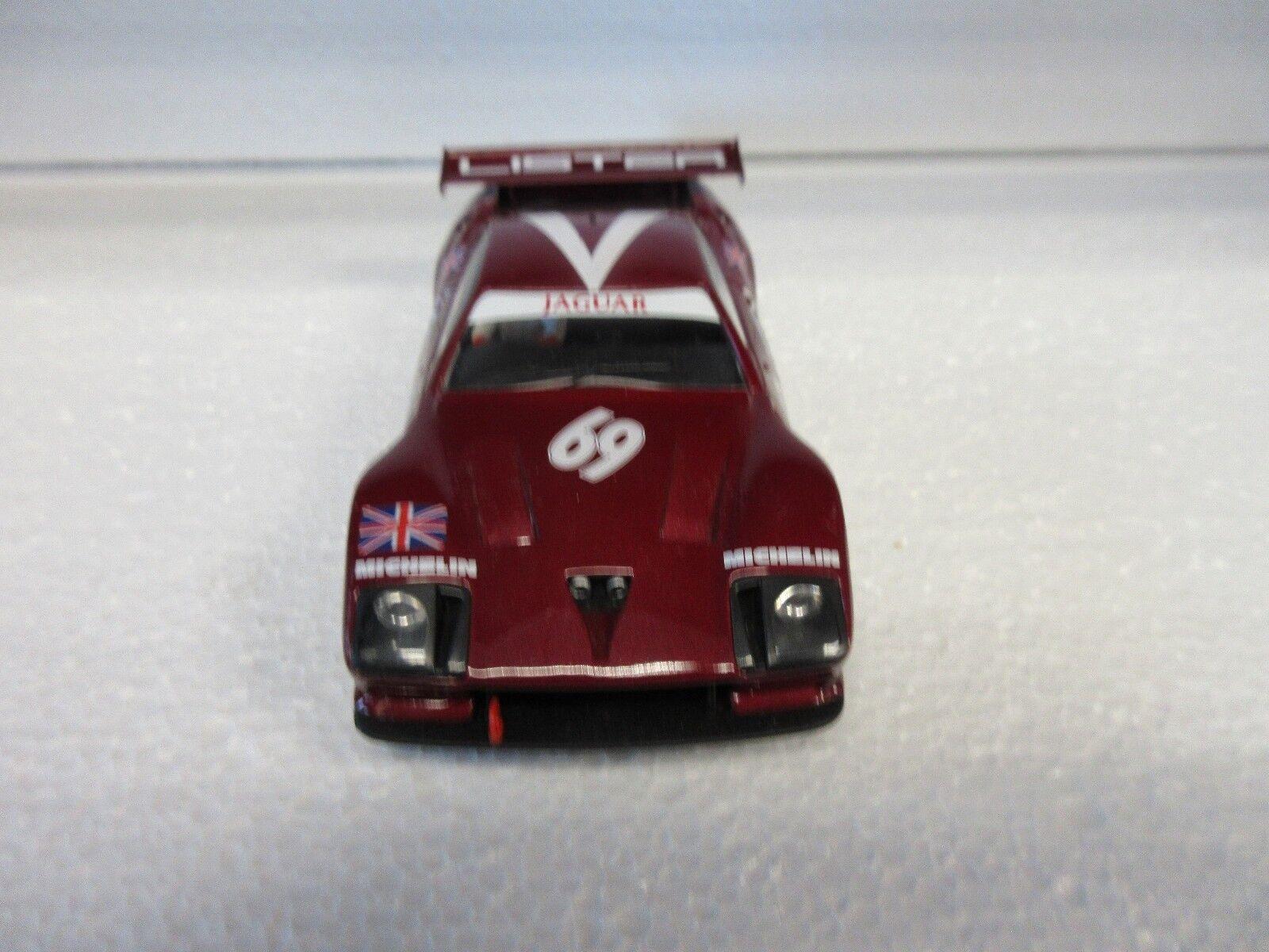 Fly car model model model  escala LISTER STORM especial 68e403
