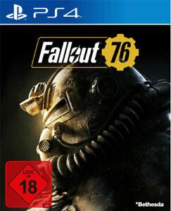 Fallout-76-ps4-PlayStation-4-nuevo-embalaje-original-amp-Uncut-envio-rapido