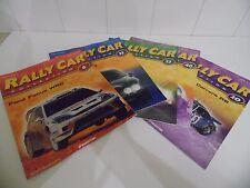 Deagostini-JOBLOT de 5 Revistas-Rally Coche Colección 1 - 70