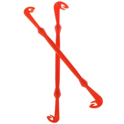 1 Stück Kunststoff Quick Knot Bindewerkzeug /& Loop Tyer Haken Tier Für FliegYRDE