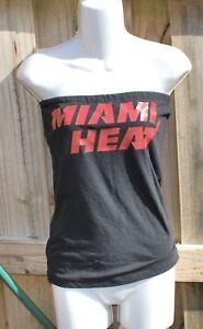 Heat Top Nba Rhrenform Trgerloses Miami X Mit Gre fq7w8d