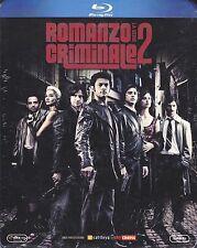 4 Blu-ray Box Cofanetto **ROMANZO CRIMINALE 2 ~ LA SERIE COMPLETA** nuovo 2010