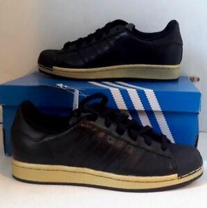 06033590854d Image is loading adidas-Originals-Superstar-Boys-039-Grade-School-Black-