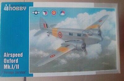 1/48 Special Hobby Airspeed Oxford Mk I/ii Long Performance Life