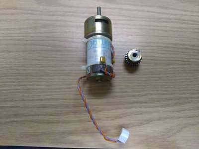Pittman Gear Motor GM8712F128  19.1VDC 187:1 RATIO