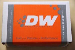93-07 9-201-0791 Deatschwerks 255 Lph In-Tank Fuel Pump W// 02-07 fits Wrx//Sti