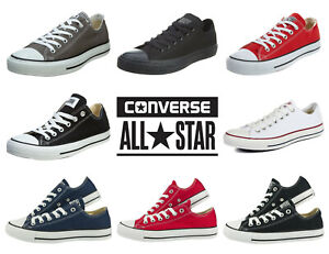 Converse-Lo-Top-Trainer-Unisex-All-Star-Low-Mens-Womens-Chuck-Taylor-Shoes