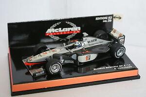 Minichamps-F1-1-43-McLaren-Mercedes-MP4-13-Coulthard