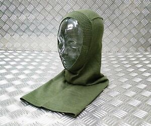 Genuine-British-Military-Green-Cold-Weather-Balaclava-Headover-Brand-NEW
