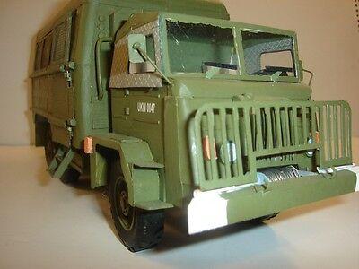 Modelik 13//09 Kran HP-3 auf Lkw STAR 20 mit Lasercutteilen  1:25
