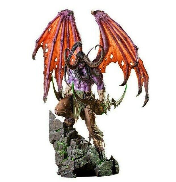 World of Warcraft Illidan Statue  Pré-commande