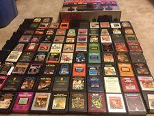 Darth Vader Atari 2600 In Box And 144 Video Games No Doubles GDFAS‼️������������