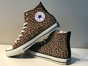 all star converse leopardate