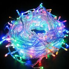 100 LED string light 10M Brand New Party Multi Colour Christmas Diwali Bright