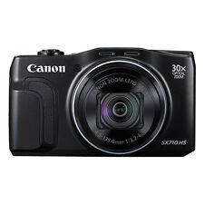 Canon PowerShot SX710 20.3MP Digital 30x Optical Zoom Camera Black