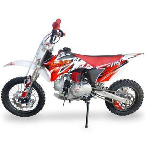 Childrens 110cc Semi Auto Motorbike Coffs Harbour Red reps ...