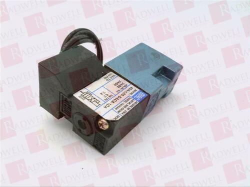 NEW IN BOX 45AL00DACA1CA MAC VALVES INC 45A-L00-DACA-1CA