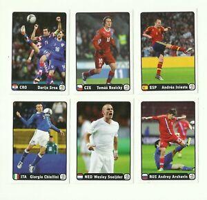 2012-PANINI-COCA-COLA-supplementaires-stickers-EURO-2012-A-B-C-D-E-F