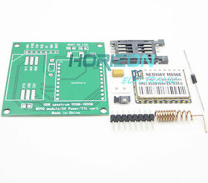 1-2-5PCS-M590E-GSM-GPRS-Module-900m-1800m-Sms-Message-Diy-Kits-CPU-MCU-Test-New