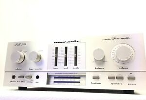 MARANTZ-PM-250-Stereo-Amplifier-Vintage-1980-High-End-50-Watts-RMS-LIKE-NEW