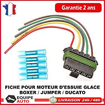 Réparation Faisceau Moteur Essuie Glace BOXER DUCATO JUMPER
