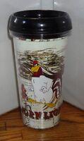 Foghorn Leghorn Travel Mug 1. 16 Oz Tumbler Mug. Looney Tunes Cartoons