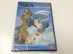 DVD-ANIMACIoN-MANGA-HACK-SIGN-HACK-SIGN-VOLUMEN-2-Pal-Espana-Paypal