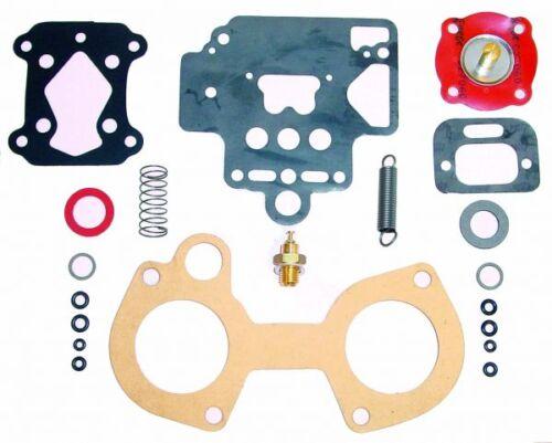 Dellorto DHLA 45 Carburetor Turbo Service Kit Twin SKD22542