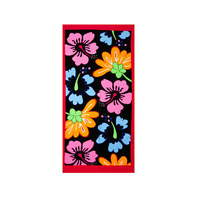 Colorful Anchors Beach Towel 100/% Cotton 30 x 60 Soft Bath Towel by Hencely