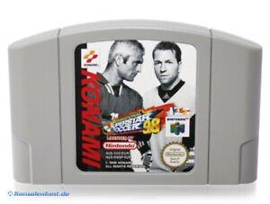 N64-Nintendo-64-Jeu-International-Superstar-Soccer-98-Module