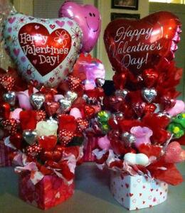 Custom Valentine S Day Gift Basket Ebay