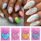 HOT 2016 Trend Mermaid Effect Glitter Nail Art Powder Dust Magic Glimmer 10ml