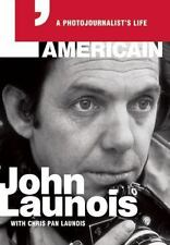 L'Americain: A Photojournalist's Life-ExLibrary