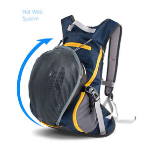 Cycling backpack outdoor running mountaineering backpack waterproof breathable