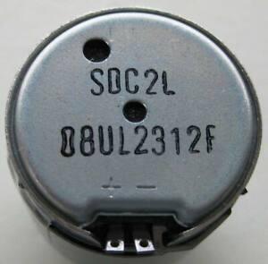 BLAUPUNKT Radio Motor Kassetten Laufwerk SDC2L 08UL2312F Ersatzteil 8619000675