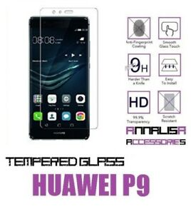 PELLICOLA-IN-VETRO-TEMPERATO-PER-HUAWEI-P9-TEMPERED-GLASS-SCREEN-PROTECTOR