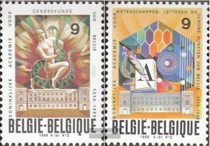 Belgien-2348-2349-kompl-Ausg-postfrisch-1988-Medizinische-Akademie