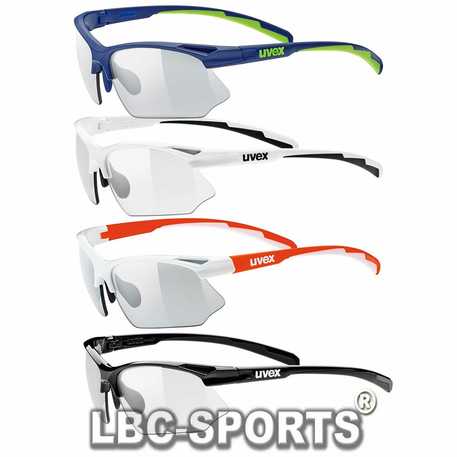 Uvex Estilo Deportivo 802 Vario Gafas de Sol para Ciclista Nuevo