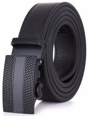 Gift Wrap Gallery Seven Leather Click  Belt Adjustable Ratchet Belt For Men