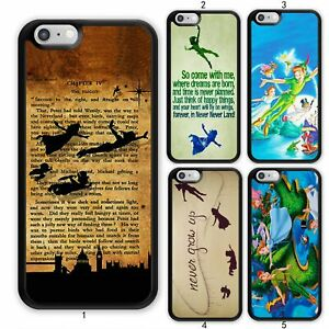 Peter-Pan-Tinkerbell-GROW-UP-Case-Cover-For-Samsung-Galaxy-Apple-iPhone-iPod