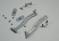 Graflex 3x4 3¼x4¼ Pre-Anniversary Speed Graphic Track Bed Door Hinge Assembly